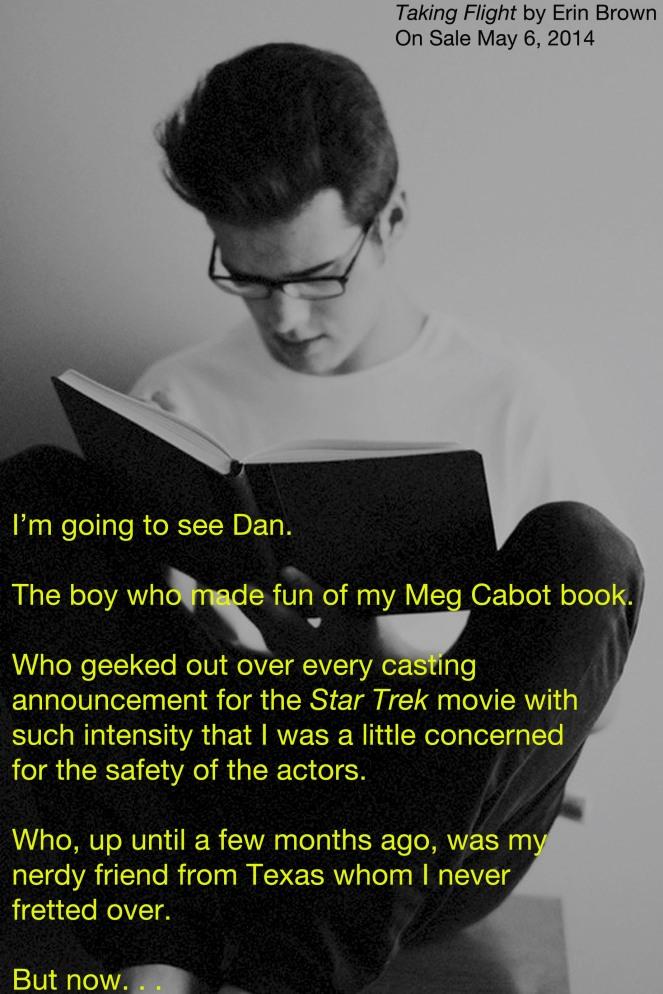 Taking Flight. Meet Dan