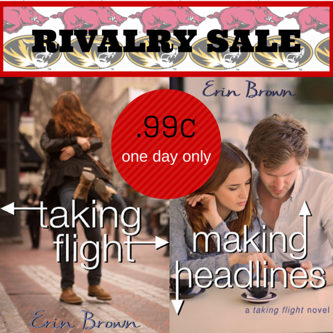 rivalry sale