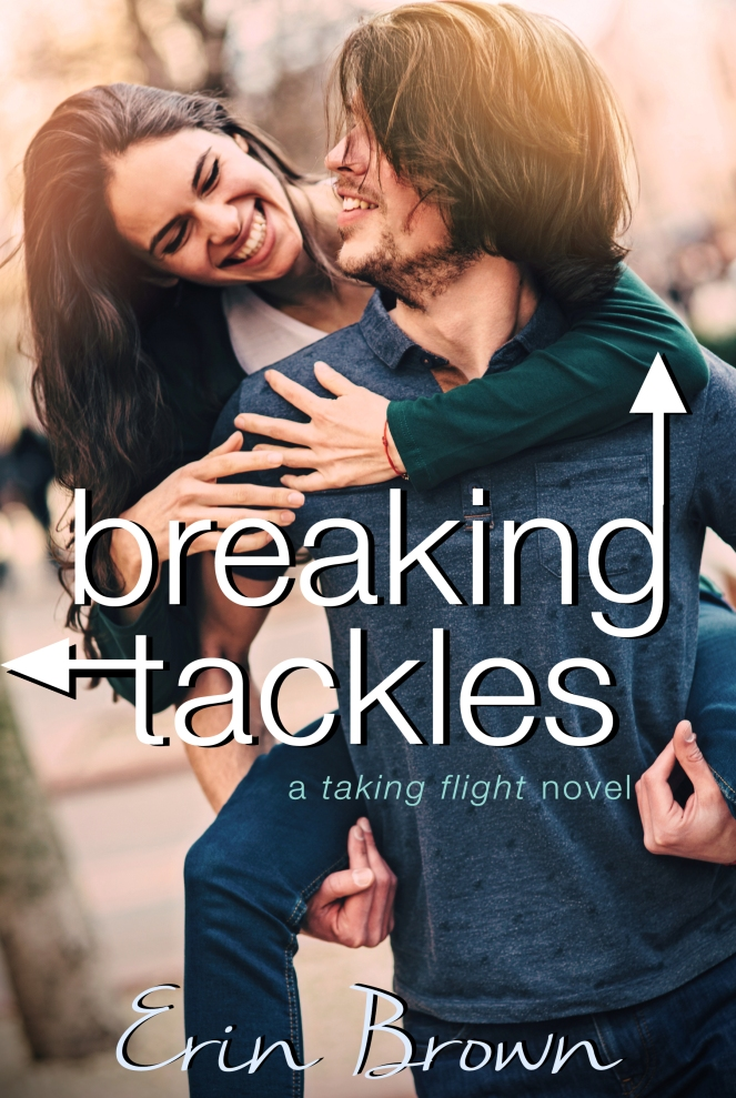 Breaking Tackles - Final Cover