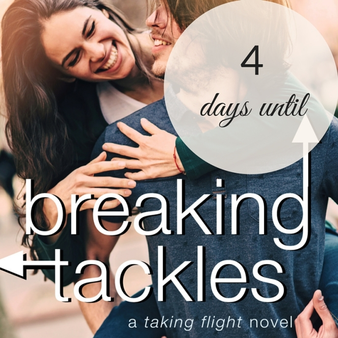 4 Days until BT